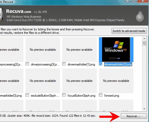 Cara Memulihkan File Dari Drive USB Yang Rusak Menggunakan Recuva