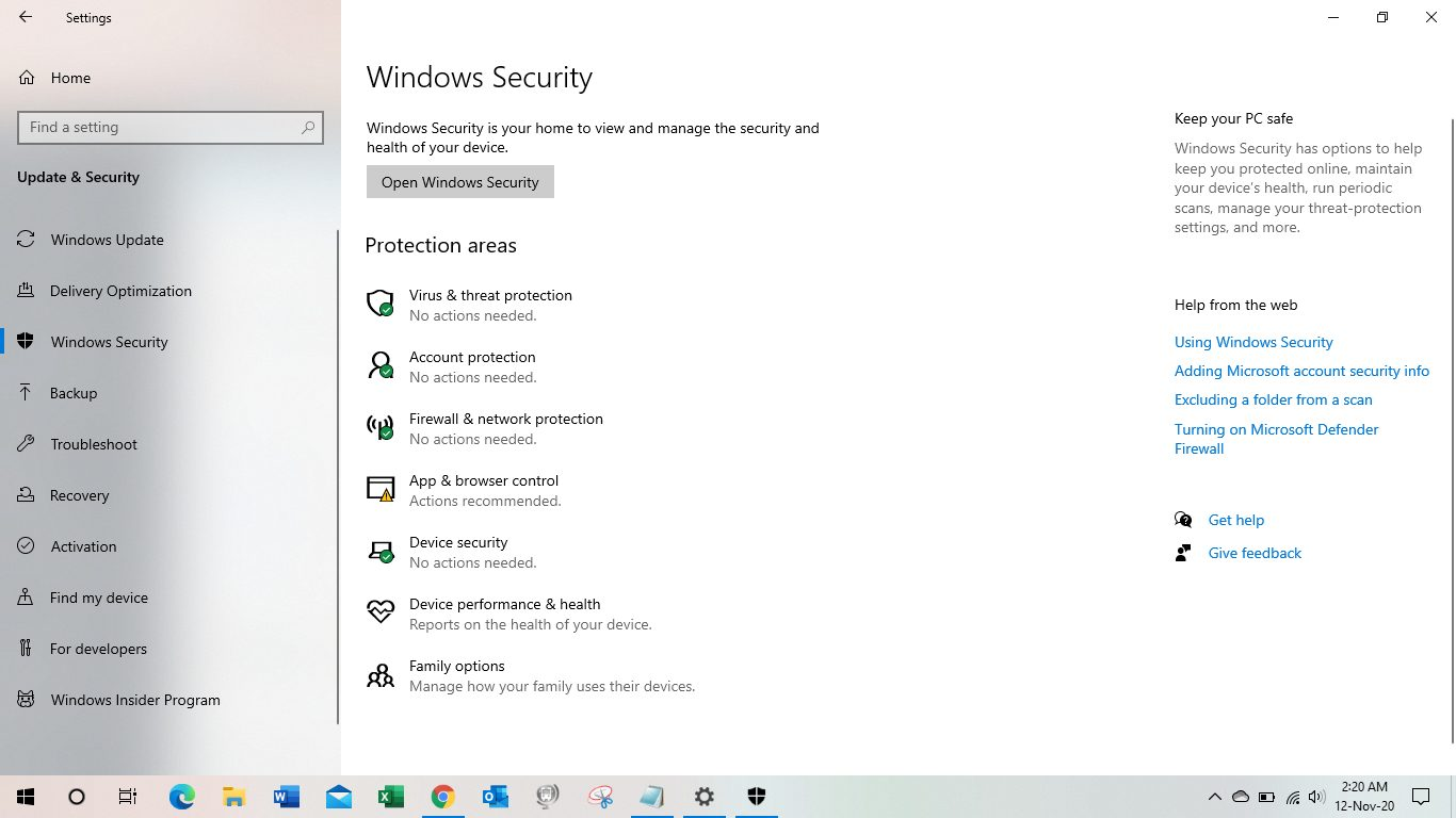 Cara Menonaktifkan Real Time Protection Windows Defender