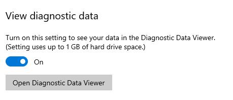 Melihat & Menyimpan Data Windows 10 DiagnosticLangkah 2