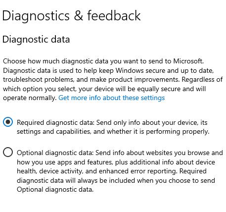 Melihat & Menyimpan Data Windows 10 DiagnosticLangkah 4
