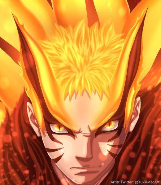 Naruto Dengan Mode Baru
