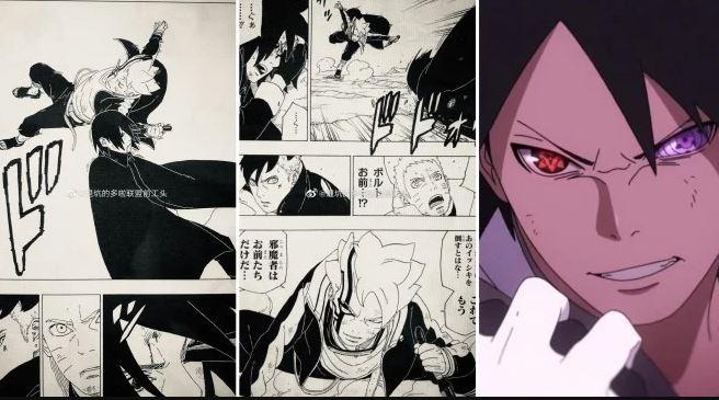 Spoiler Manga Boruto Ch 53 -