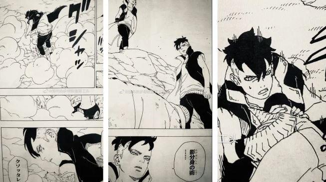 Spoiler Manga Boruto Ch 53