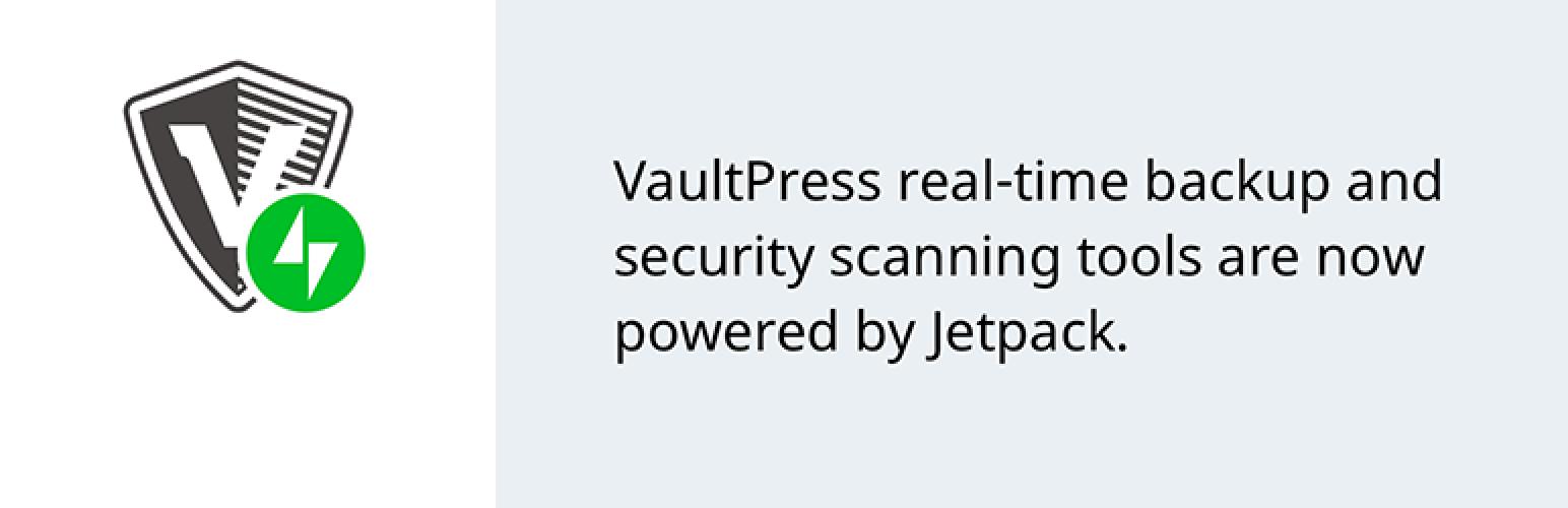 Plugin VaultPress