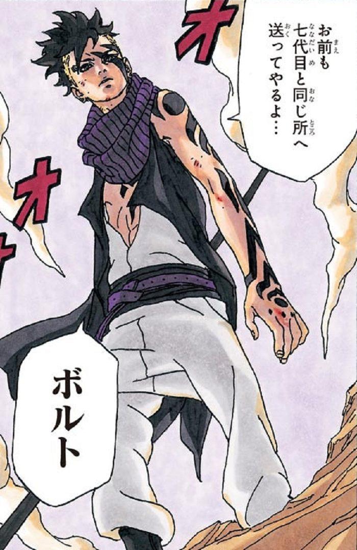 Spoiler Terbaru Manga Boruto Chapter 54