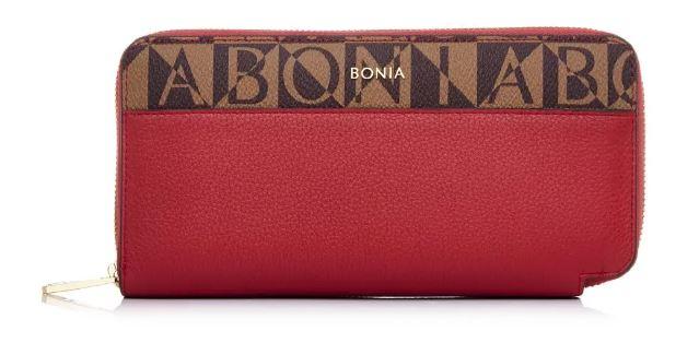 Bonia Zipper Wallet