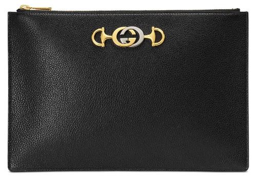Gucci Zumi Leather Wallet