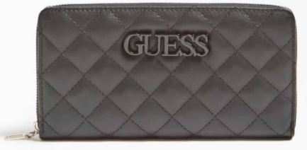 Guess Elliana Quilted-Look Wallet