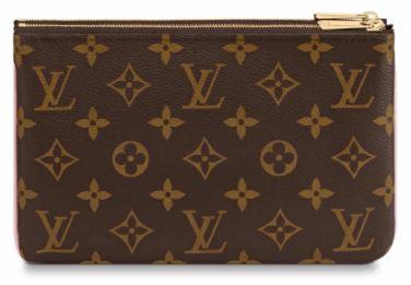 Louis Vuitton Pochette Double Zip