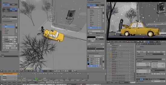 10 Software Pembuat Gambar 3D Terbaik