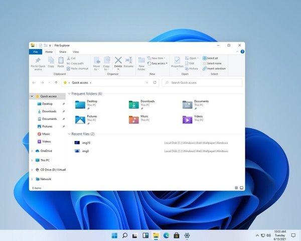 New Icon Pack Windows 11