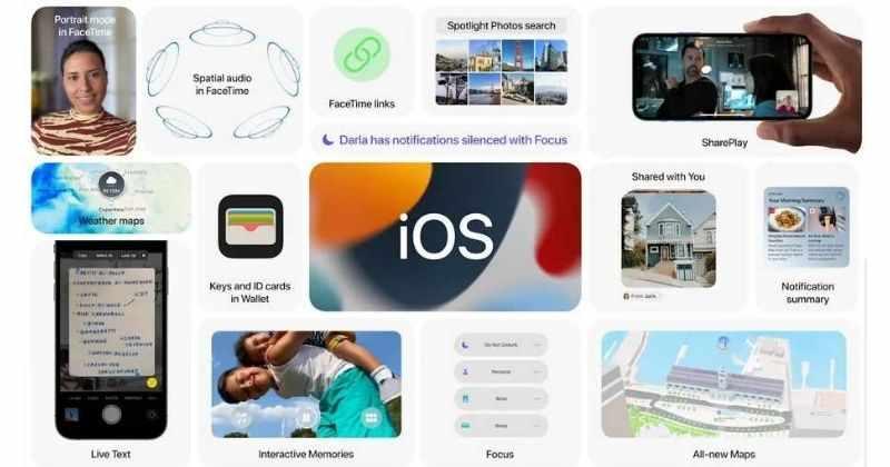 Download Apple iOS 15 Dan iPadOS 15 Public Beta
