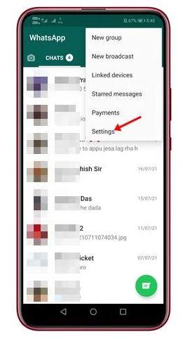 Cara Mengirim Gambar dengan Kualitas Terbaik Di WhatsApp